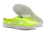 Wholesale Zulai Solarsoft Mule Discounts men s Running Shoes Lemon Yellow WHITE Euro