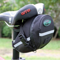Wholesale NEW Cycling Bike Bicycle Saddle Outdoor Pouch Seat Bag L
