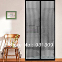 Wholesale Useful Black Mosquito Net Window Net Window Curtain for Home Use
