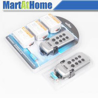 Wholesale ARD way wireless remote control switch remote control light switch V remotes BK108 CF