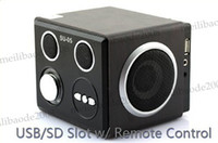 Wholesale Mini Stereo Speaker Boombox Sound Box Music Player USB SD Slot SCA MYY5278