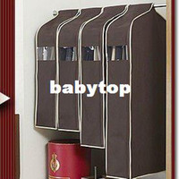 Wholesale Non woven Fabric Suit Dress Garment Bag Dust Covers