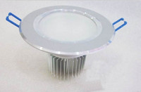 Wholesale 7W LED Downlight High Power Ceiling Downlights with leds Watt Down Lighting for Indoor Lamp WW CW NW Light Lamp Years Warranty