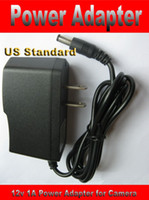 Wholesale Power Adapter DC v A US Standard Plug Power Supply for CCTV Camera