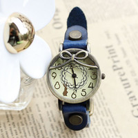 Wholesale High Quality Restore Ancient Ways Fahsion Men and Women a Fashion Watches Leather Watch Copper Watches