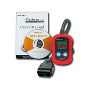 Wholesale Free DHL CAN OBDII CODE READER MaxiScan MS300