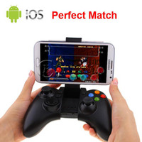 Wholesale NEW G910 Wireless BT Gamepad Game Controller for Android TV BOX Mini PC Smartphone Tablet PC And IOS supported