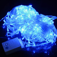 Wholesale 50M leds Christmas Lights LED Fairy Strings for Party Wedding Hotel Decoration Lights Outdoor lights V V