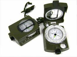 американская армия Световой карманный мини Компас, Открытый выживания оборудование # C1203