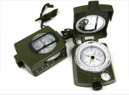 Wholesale American Army Luminous Pocket Mini Compass Outdoor Survival Equipment C1203