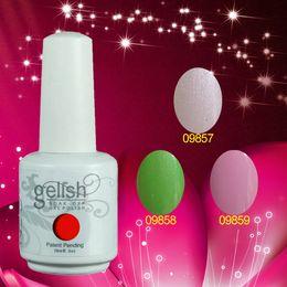 Wholesale ML Hot Sale Gelish Nail Polish Soak Off UV Gel polish Fashion Colors