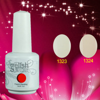 Soak-off Gel Polish Led uv gel 242Fashion Colors Free shipping 96pcs lot 15ML 2014 Brand New Gelish Nail Polish Soak Off UV Gel polish 242 Fashion Colors