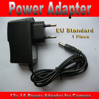 Wholesale Power Adapter DC v A EU Standard Plug Power Supply Adapter Piece for CCTV Camera