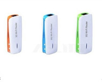 Wireless 3G Firewall Wholesale -Portable Mini Wireless wifi Router 3G Hotspot 150Mbps 1800mAH portable Charger Power Bank WIFI support 3G USB modem