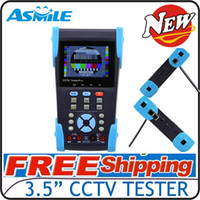 Wholesale The new Generation quot CCTV Security Tester with Audio Video Testing