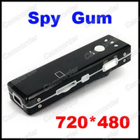 Wholesale 720X480 Mini Camcorder Chewing Webcam Gum Mini DVR Video Audio Spy Camera Recorder