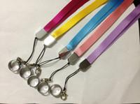 Wholesale portable ego ecig Necklace String Neck Chain Lanyard for eGo eGo t eGo w eGo c eGo V Electronic Cigarette E cigarette colorful
