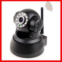 Indoor Pan/Tilt CMOS Network Monitoring System UPDATE VERSION Outdoor Wireless Wifi IP Camera WiFi Internet Pan Tilt PTZ IP Camera Cam