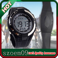 heart rate monitor watch - 30M Waterproof New Sport Water Exercise Gym Calorie Burn w Chest Belt Heart Rate Monitor Watch