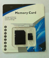 Wholesale 64GB Micro SD Card TF Memory Card Class GB Flash Micro SD SDHC Cards With Adapter Retail Packaging Blister Package From kakacola