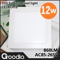 Wholesale W led panel light AC85 V LM warm white cool white led kitchen light led high quality