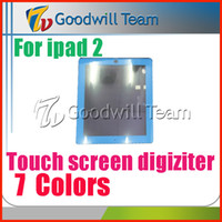 Wholesale 7 colors For ipad mini touch screen digitizer touch screen replacement