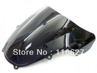 Wholesale Smoke Dark Windscreen Windshield for Suzuki GSXR GSX R K1