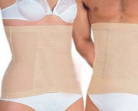 Wholesale Slimming Belt Waist Trimmer Nylon Tummy Body Shaper Lots500