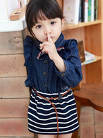 Cheap Summer children clothing Best Elbow Cotton Blends Fashion