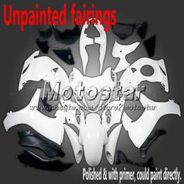 unpainted fairings for SUZUKI 2008 2009 GSX1300R hayabusa GSX 1300R 08 09 GSX-1300R fairing kit set