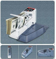 Wholesale 2013 new V40 Mini Portable Handy Bill Cash Money registers Currency Counter Counting Machine