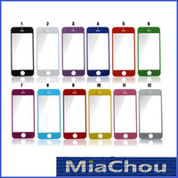 For Apple iPhone Touch Screen  Xmas Front Outer Glass Screen Replacement Digitizer Cover for iPhone 5 Front Glass Lens Repair Part Touch Screen Cover for iPhone 5