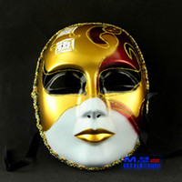 Wholesale Masks Music theme Venetian Masquerade Personalised Face Venice Halloween Personalised Face mask N2