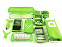 Wholesale UK Super Slicer Plus Vegetable Fruit Nicer Dicer Slicer Kitchen Set