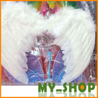 Wholesale Wings Halloween Supplies Children Performing Props Angel Feather Wings Other Festive amp Party Supplies Size COlor