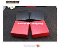 Jewelry Packaging & Display Black Paper FREE SHIPPING,Gift Box Jewelry packing&display,Jewellery Box,Earring Ring Case