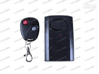 Wholesale LLFA1683 Wireless Remote Control Vibration Alarm DoorWindown Motorcycle Bike Scooter Alarm System