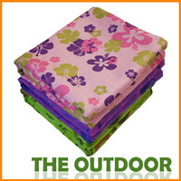 Wholesale Printing Yoga shop towel Yoga Mats thickened Yoga blanket slip more pad towel fitness blanket colors