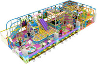 Wholesale Child amusement equipment naughty fort naughty fort naughty fort electric indoor playground carousel