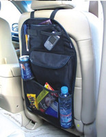 Wholesale 2pcs Car Auto Multi Back Seat Pocket storage Organizer Bag ID