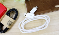 For samsung Galaxy S4 Micro USB cable i9500 Black white V8 c...
