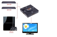 Wholesale Mini Port HDMI Switch Switcher HDMI Splitter HDMI Port for HDTV P Vedio