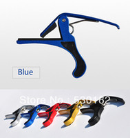 Wholesale Acoustic guitar classical guitar capo metal big hand grasp capo