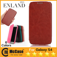 Plastic For Samsung For Christmas Case For GALAXY S4 Original KALAIDENG Enland Luxury Thin PU Leather + PC Flip Cover Cases For SAMSUNG GALAXY MEGA 6.3
