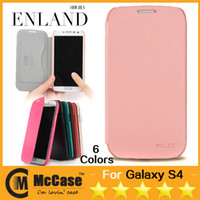 For Samsung For Christmas GALAXY S4 Luxury Leather Case For GALAXY S4 Original KALAIDENG Enland Thin PU + PC Flip Folio Cover Cases For SAMSUNG GALAXY MEGA 6.3