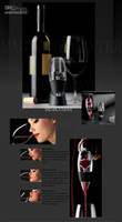 Wholesale Lowest Price sets Magic Decanter Essential Red Wine Accessories Aerator Set Filter Pouch Gift Box