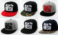 Wholesale Cheap Sorry i m fresh leopard print Last Kings Trukfit Boy unkut comme Snapback baseball hats