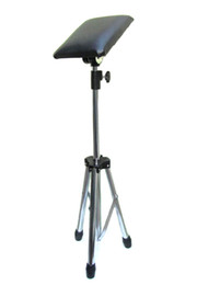 Wholesale NEW stainless steel Tattoo Arm Leg Rest Stand Adjustable Tripod Pad furniture Supply