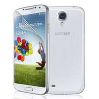 Wholesale 3 x Screen Protector Clear LCD Guard Shield Film Cotton Cloth FOR Samsung Galaxy S4 SIV I9500 E3C080