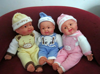 Wholesale 17 quot Super Cute Baby Born Emulational Reborn Baby Doll